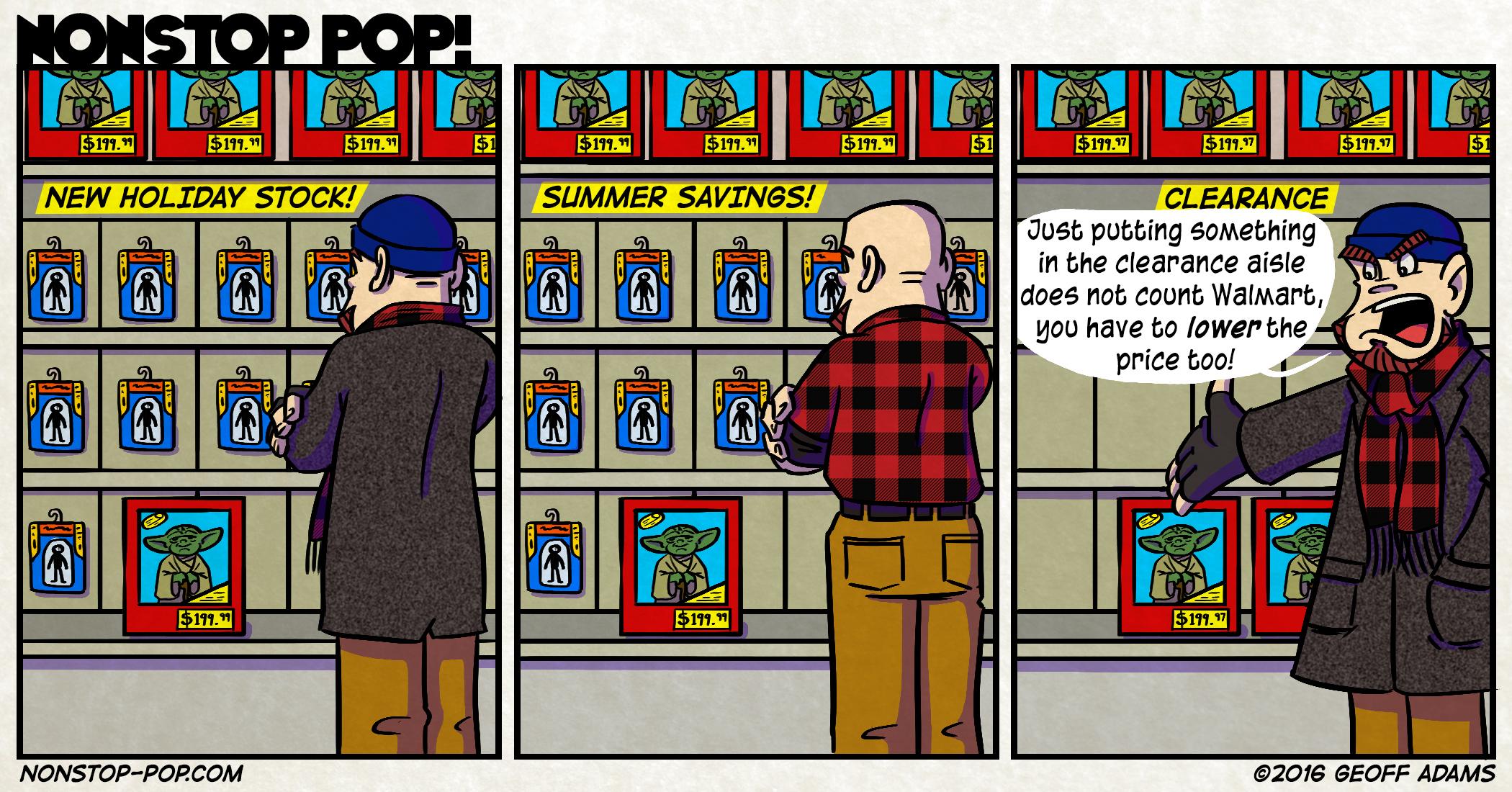 Retail Fiction.
