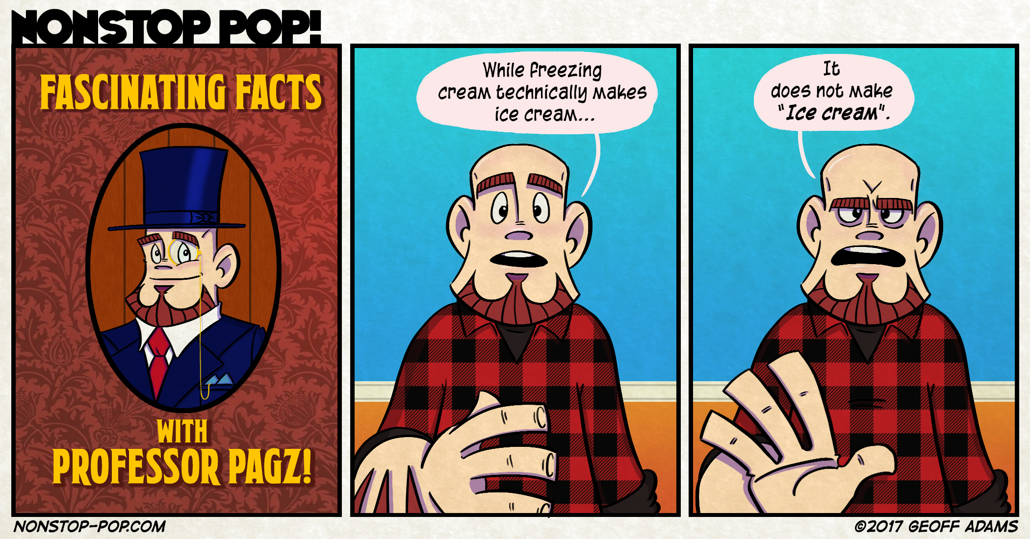 Fascinating Facts with Professor Pagz